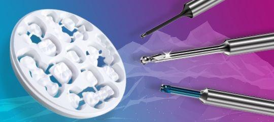 Precxis outils dentaires et medicaux - Fraises CAD-CAM