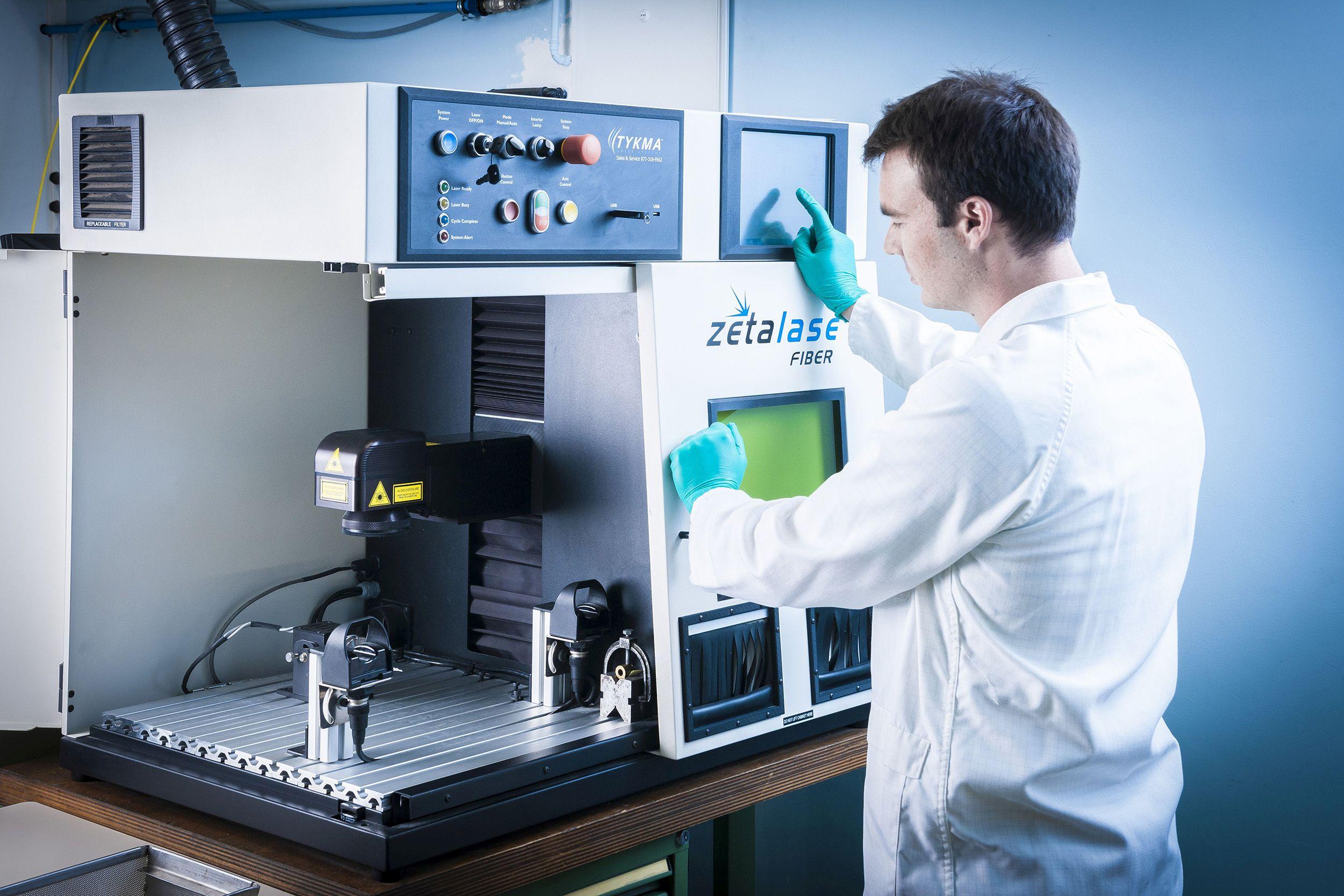 Precxis outils dentaires et medicaux - Marquage laser