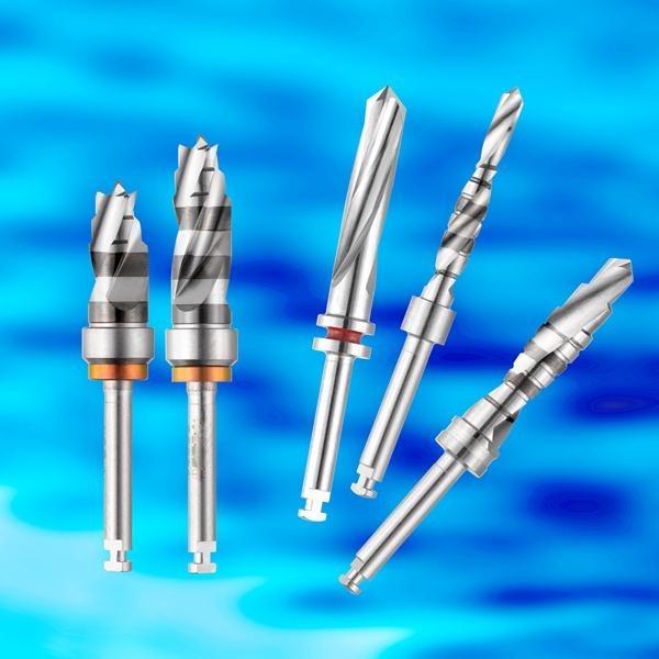Precxis outils dentaires et medicaux - Outils Implantologie