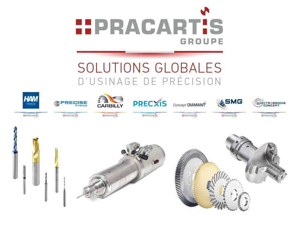 Precxis outils dentaires et medicaux - Groupe PRACARTIS