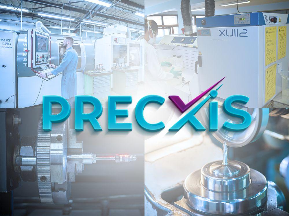 Precxis outils dentaires et medicaux - Moyens de production