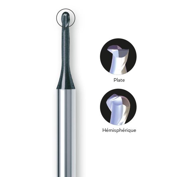 Precxis outils dentaires et medicaux - CAD-CAM Zircone