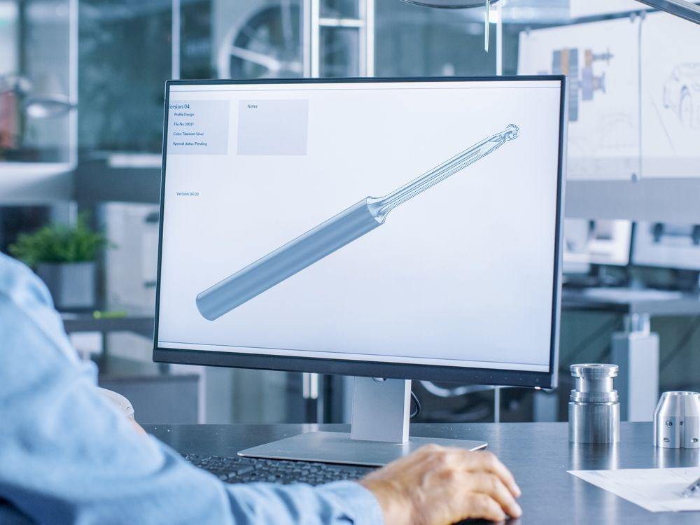 Precxis outils dentaires et medicaux - Aide à la conception