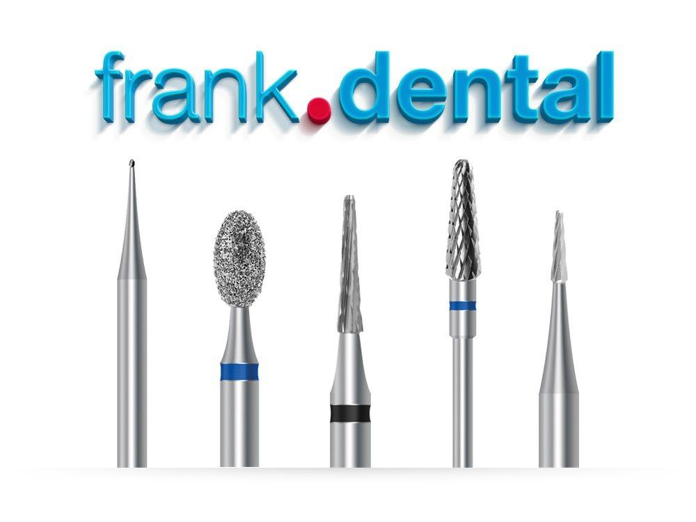 Precxis outils dentaires et medicaux - Distributeur exclusif Frank Dental