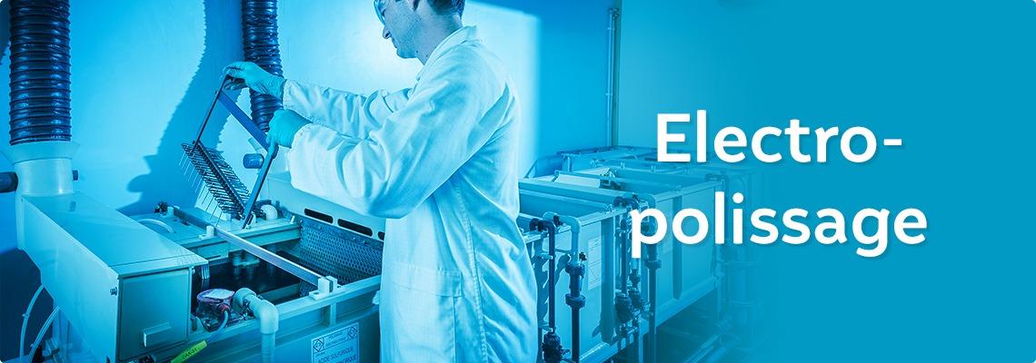 Precxis outils dentaires et medicaux - Electropolissage