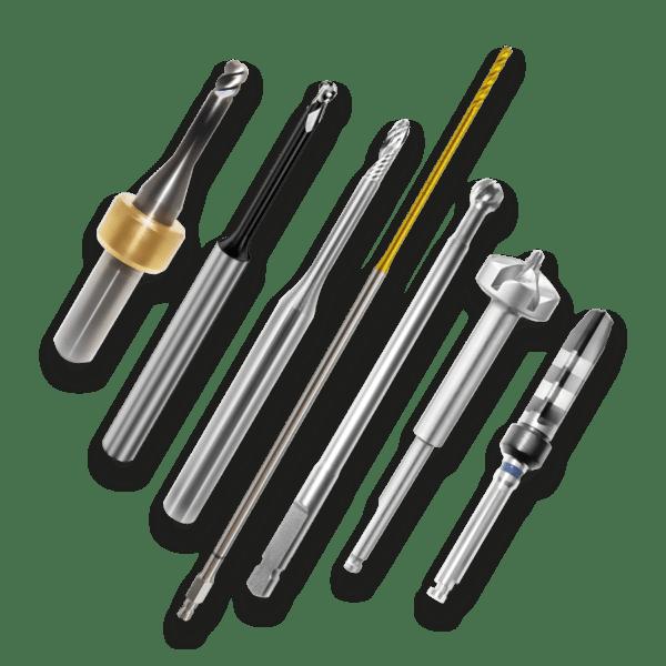 Precxis outils dentaires et medicaux - Outils coupants